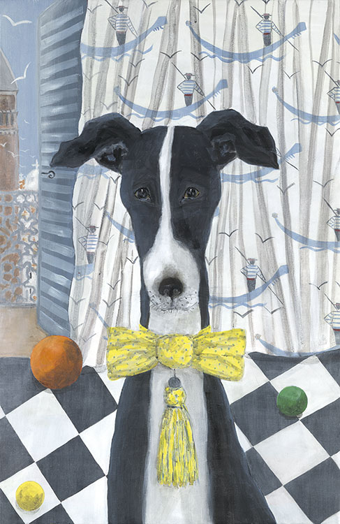 Italian Greyhound Mary Carlson