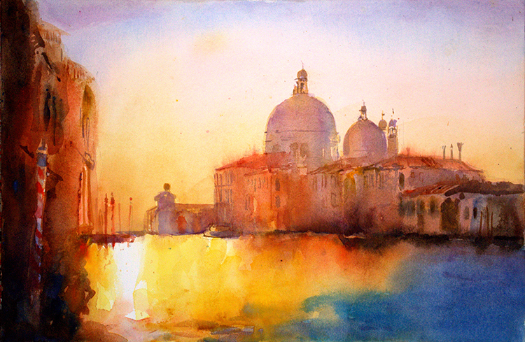 Morning Grand Canal