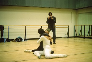 02 With Cincinnati Ballet 2 - 1982