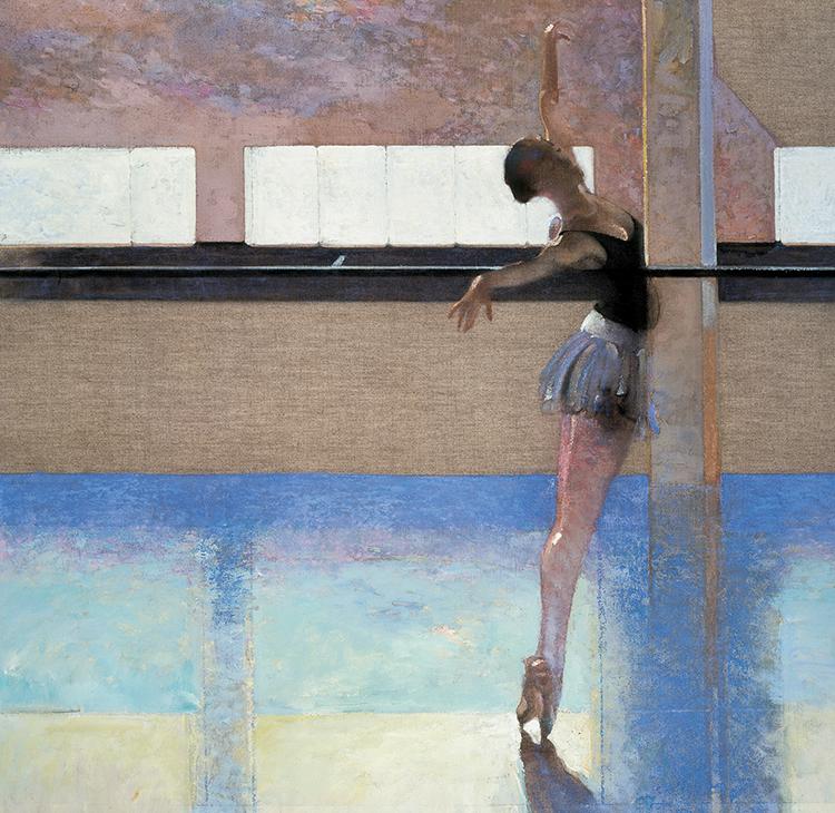 Dancer by Robert Heindel