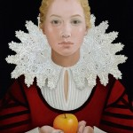 Lizzie Riches Tudor Portrait