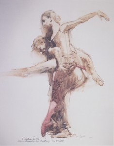 study from The Dancehouse
