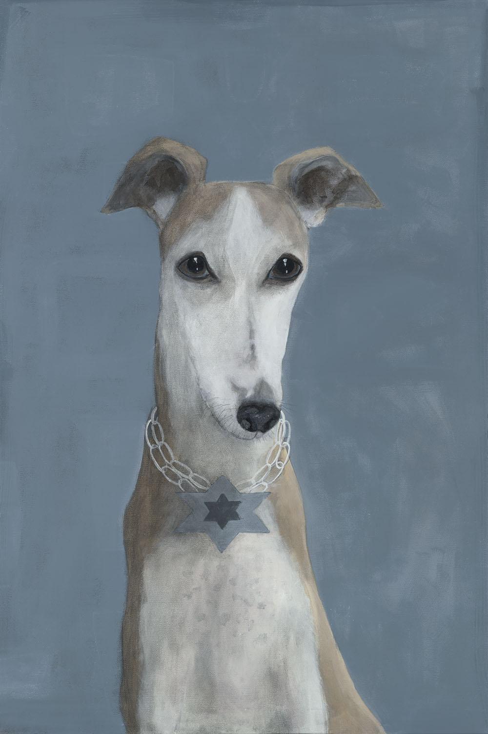 Mary Carson Star Dog