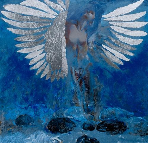 Floating Angel