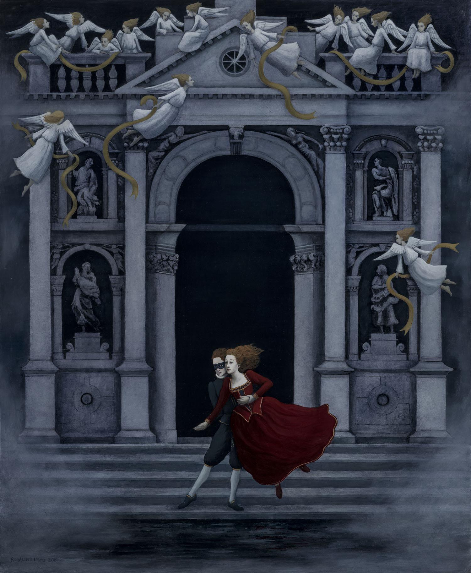 RosalindLyons artistinresidenceatShakespeare'sGlobe
