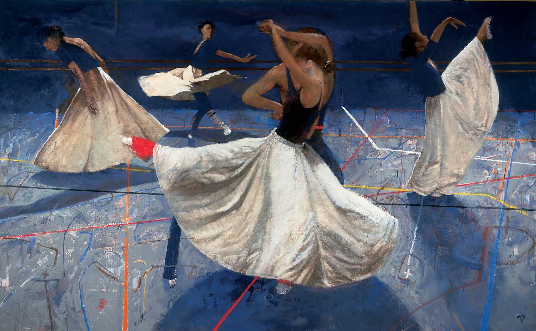 Big Skirts by ROBERT HEINDEL
