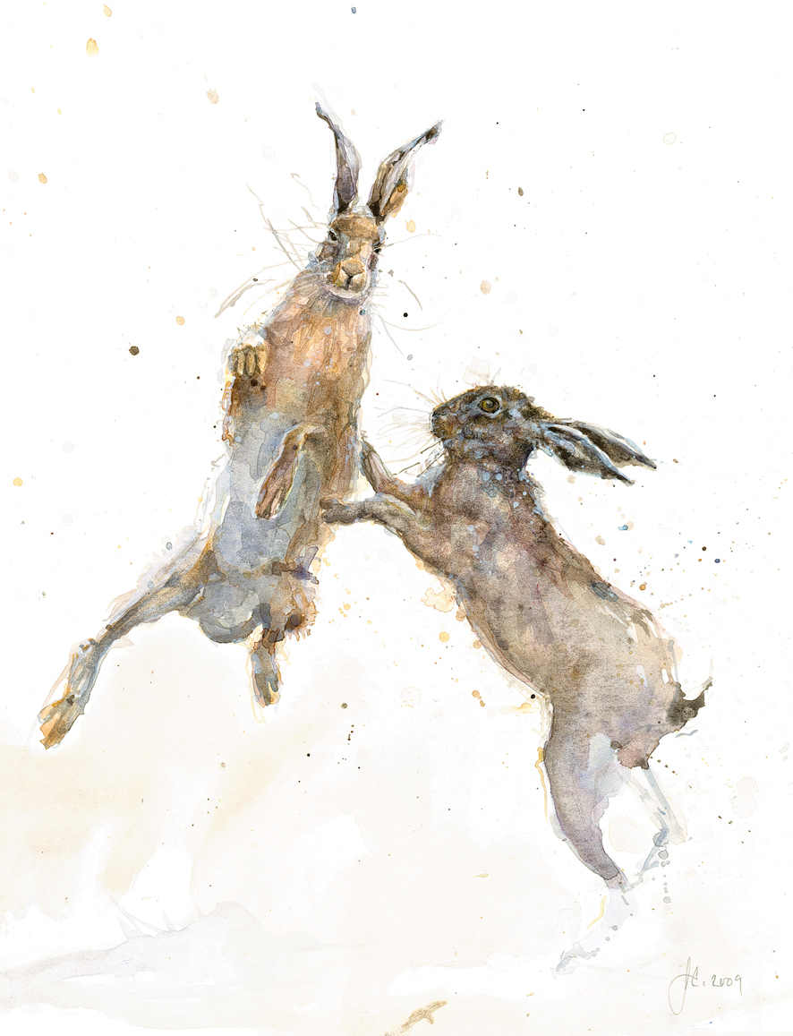 Limited Edition of Hares