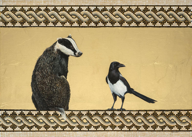 Badger & Magpie
