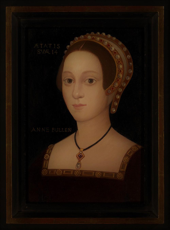 Anne Boleyn an early portrait?