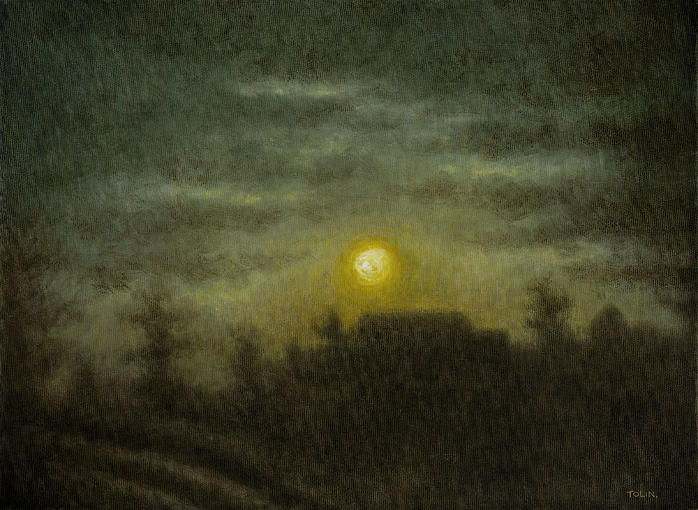 Nocturne Painting