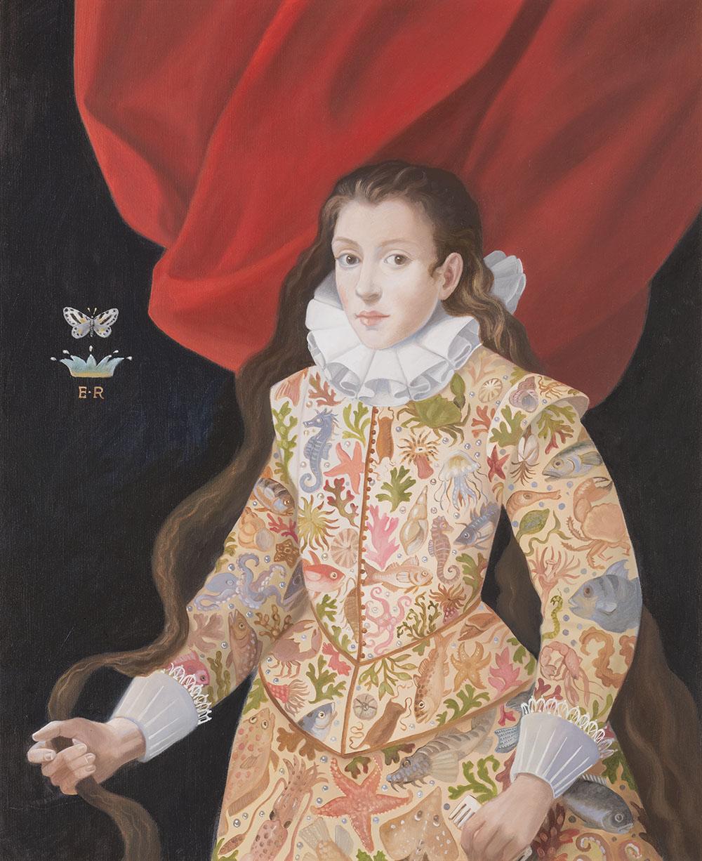Elizabethan Portrait