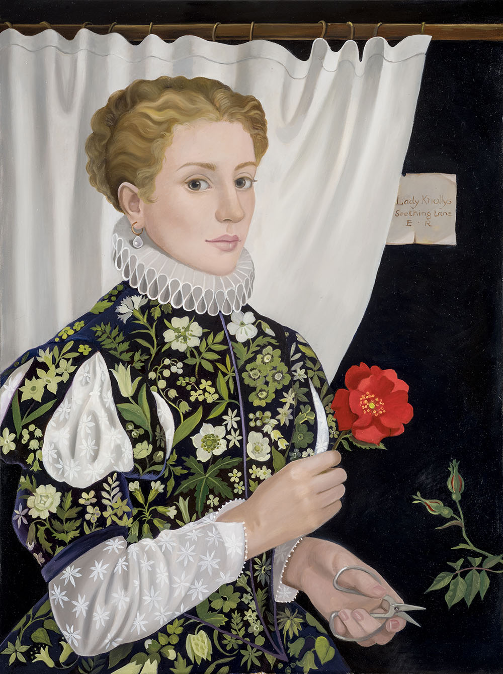 Lizzie Riches