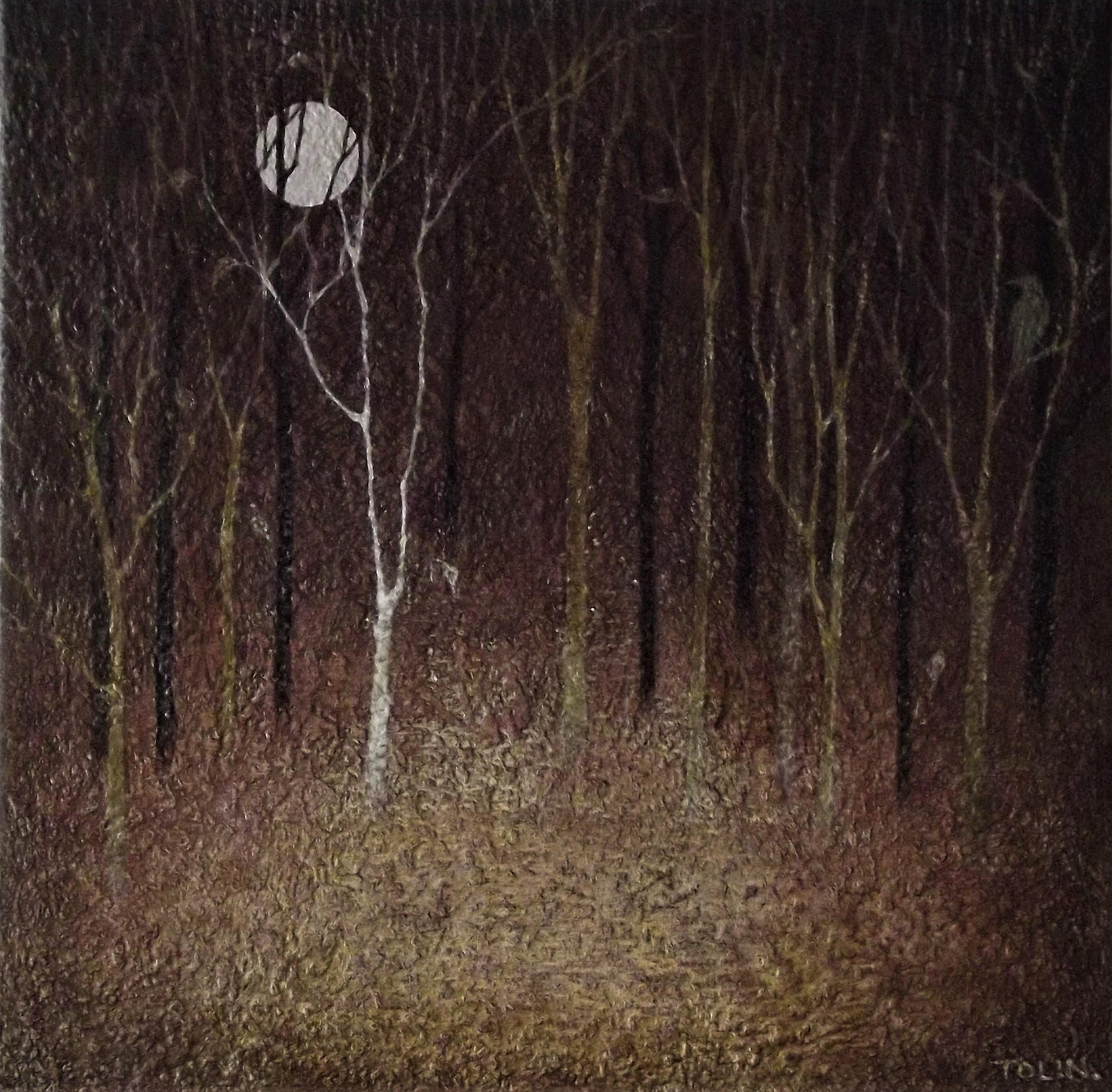 Tony Linsell Painting