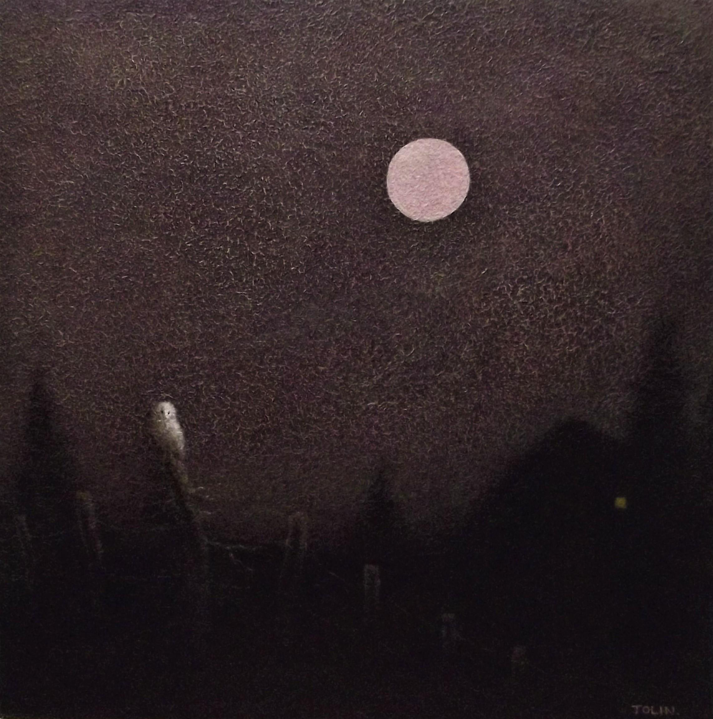 Tony Linsell original painting