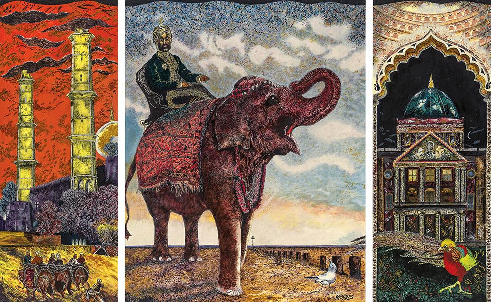 Folklore, Myths & Legends of Norfolk Exhibition