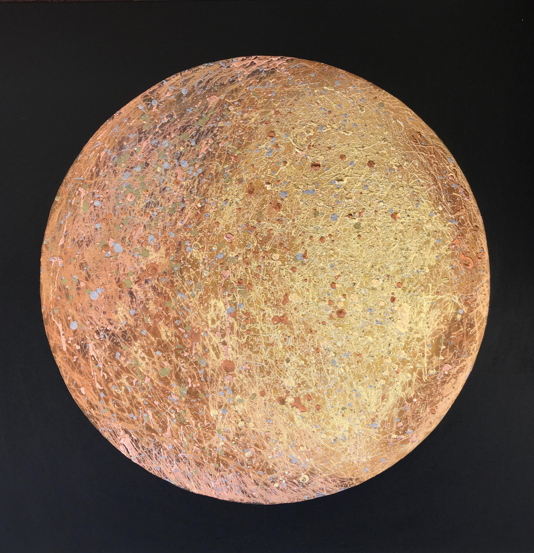 Mercury Painting