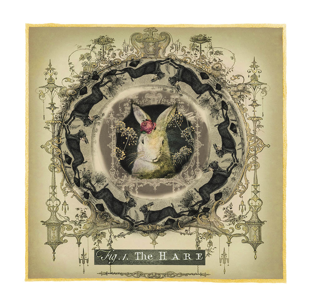 Limited Edition Print of THE HARE