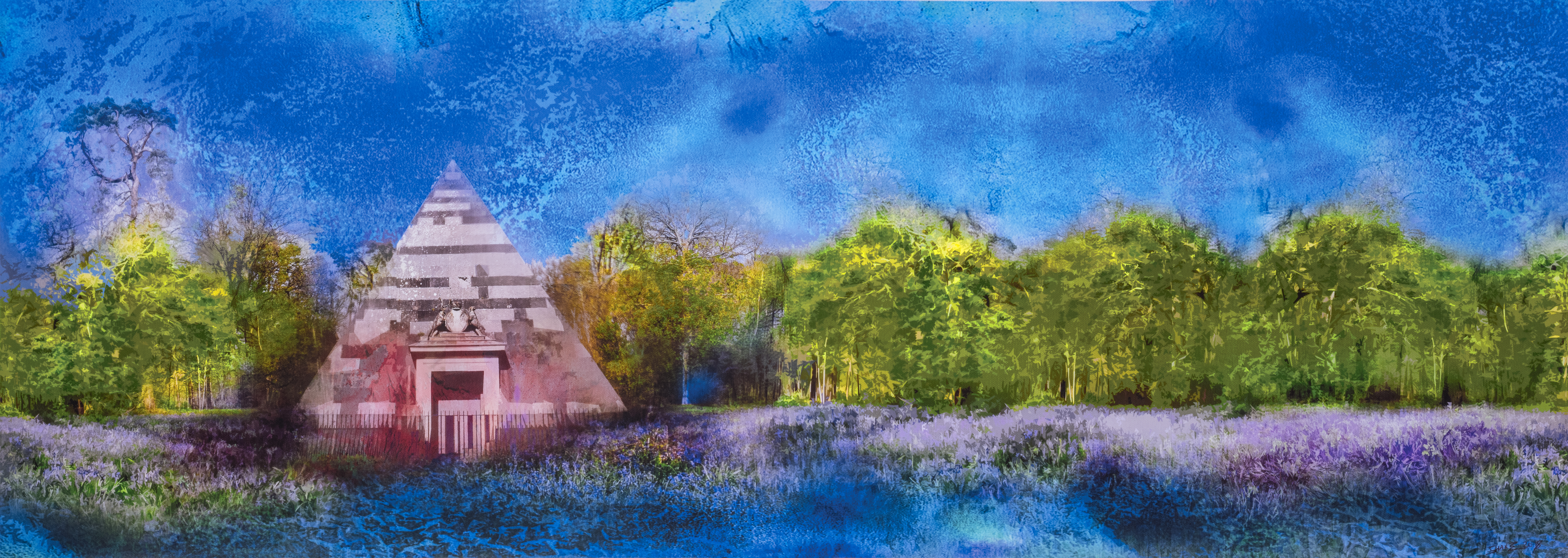 The Mausoleum at Blickling