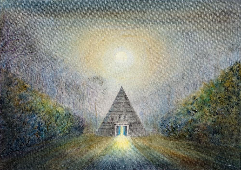 Sandi Westwood Original Painting