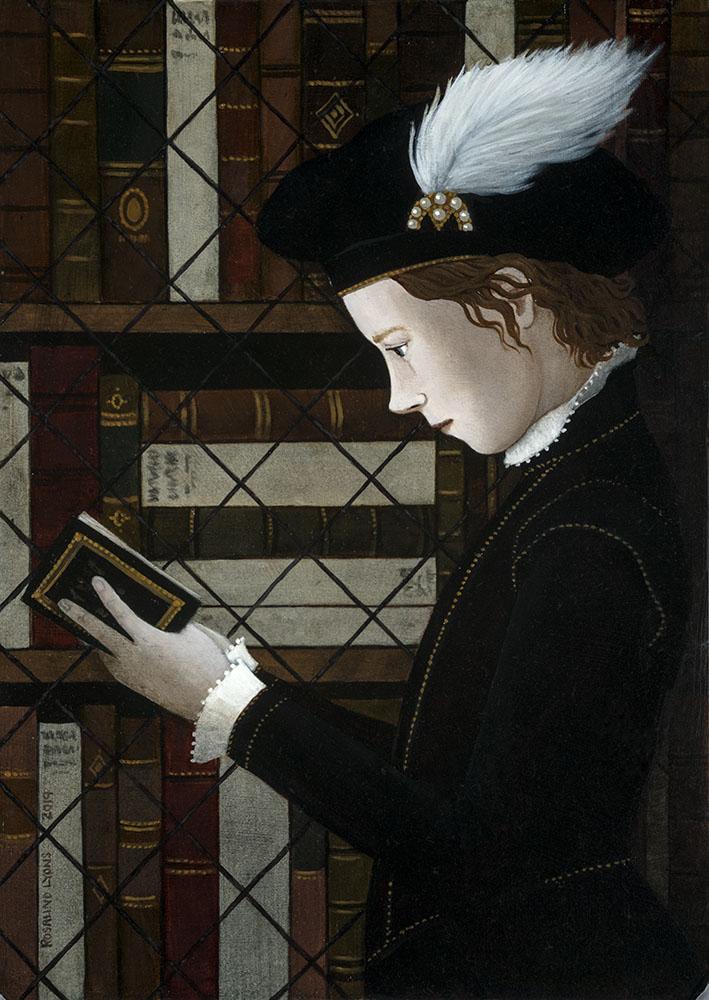 Rosalind Lyons Original Painting