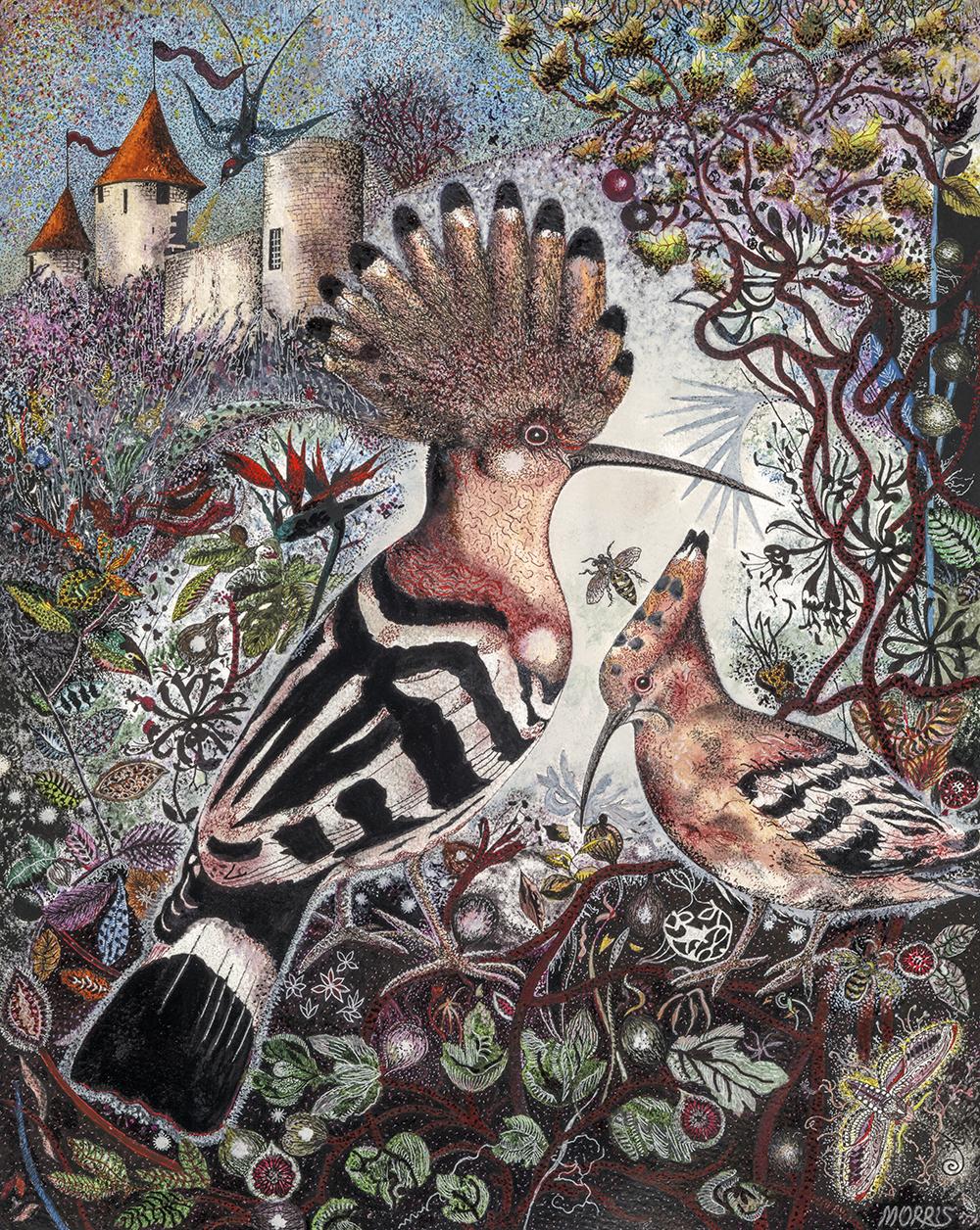 Barrie Morris Original Painting