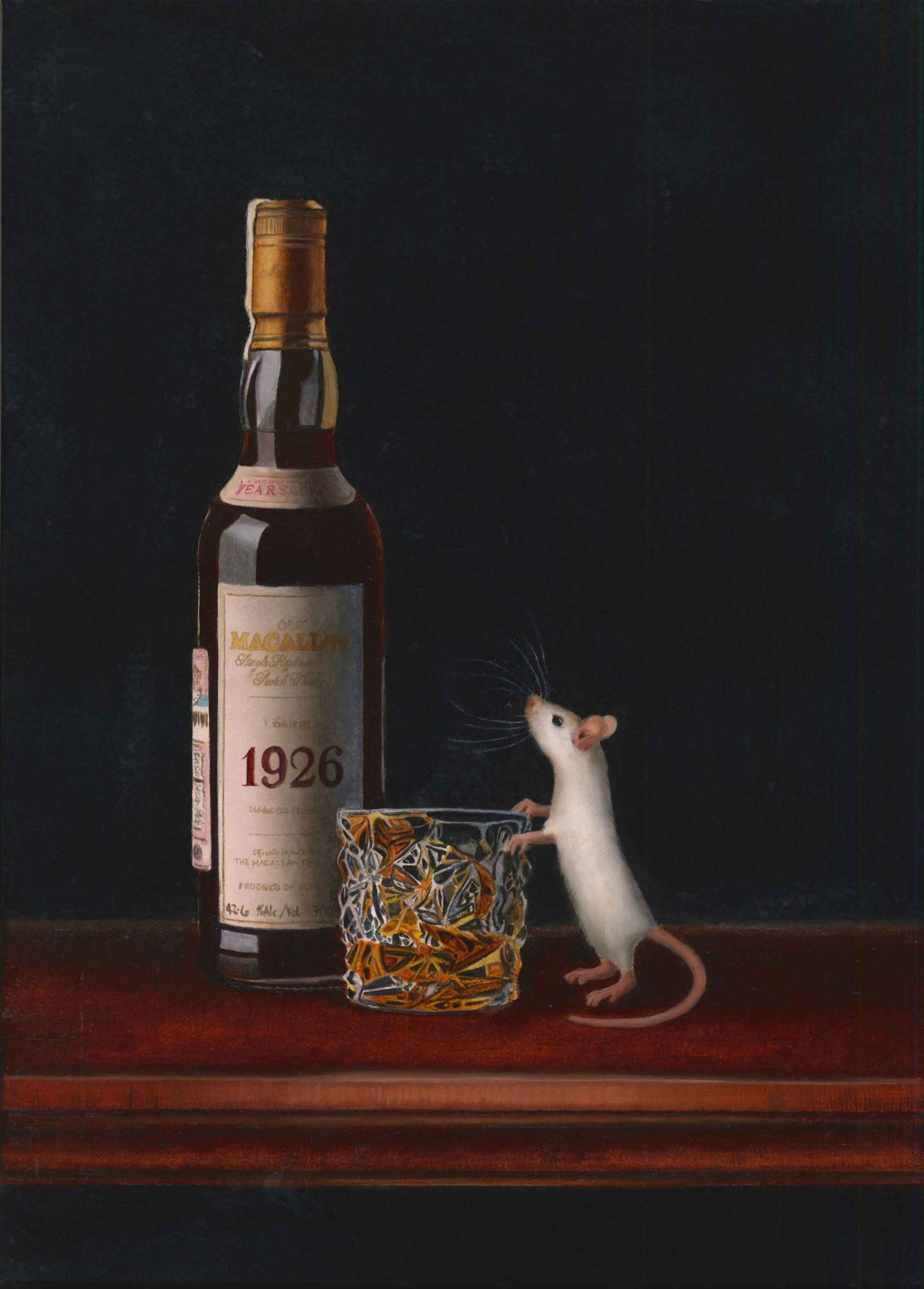White Mice & Scotch Whisky