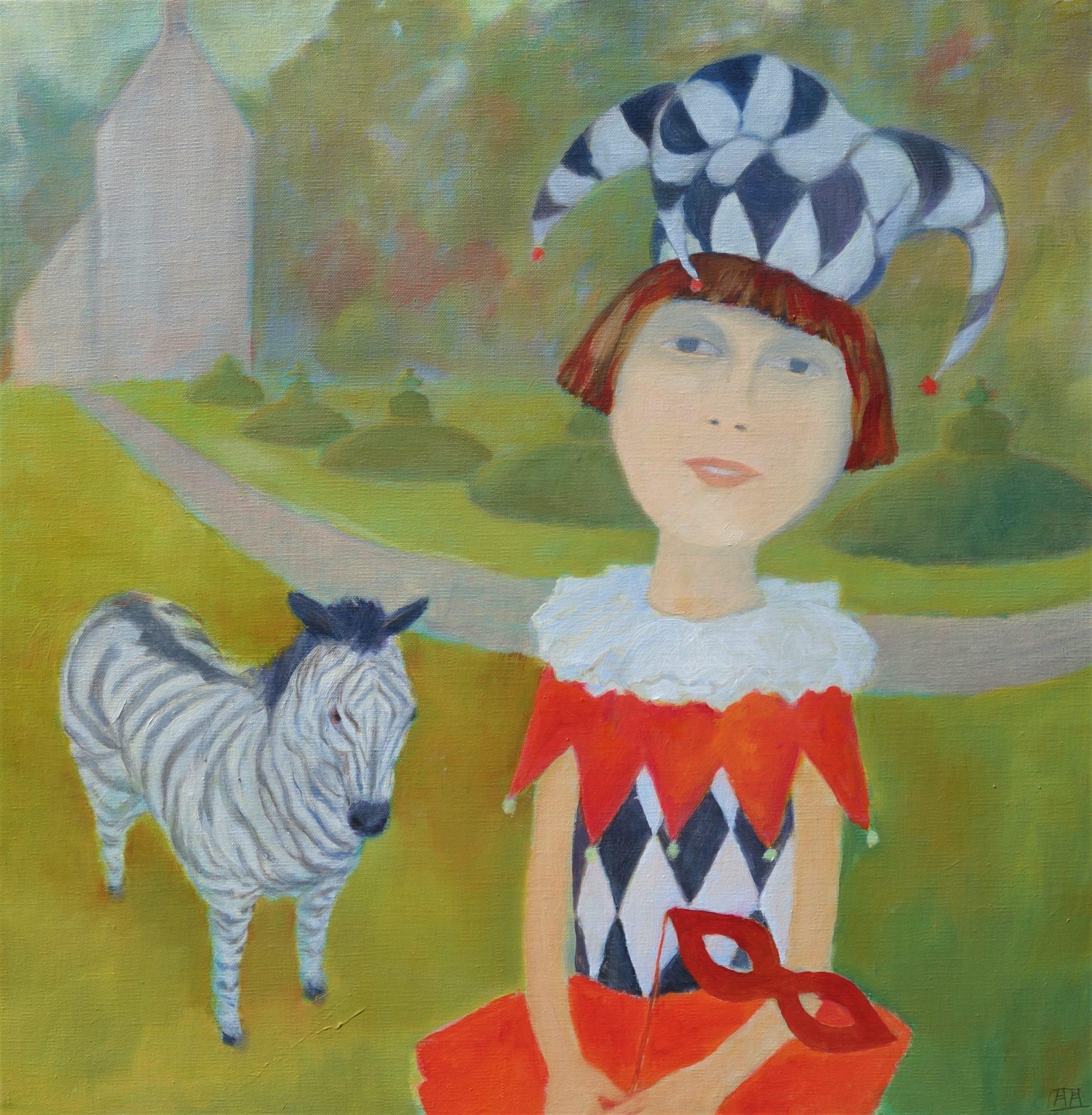 Helen Herbert Oil on Canvas