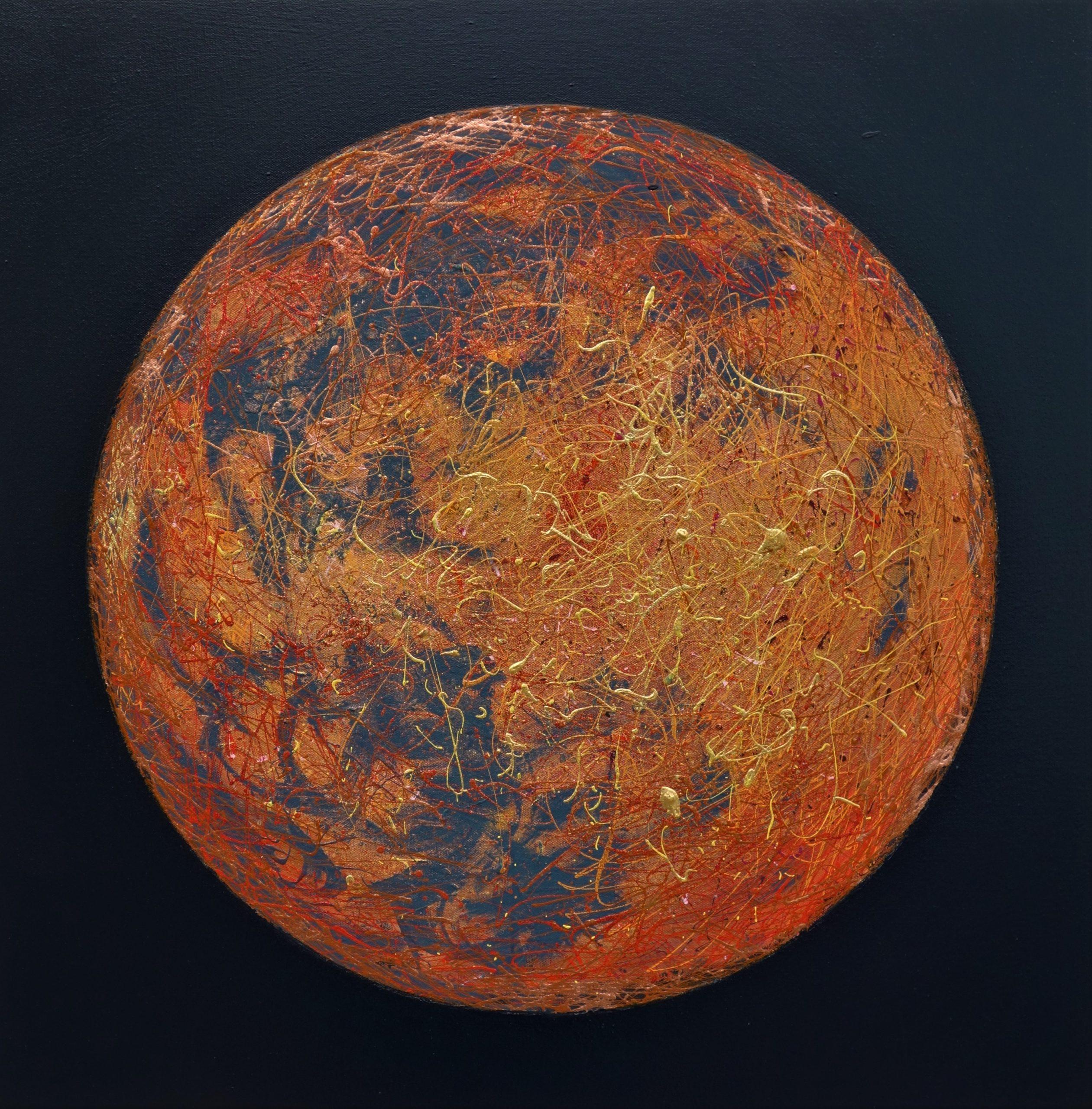 Mars by Sandi Westwood