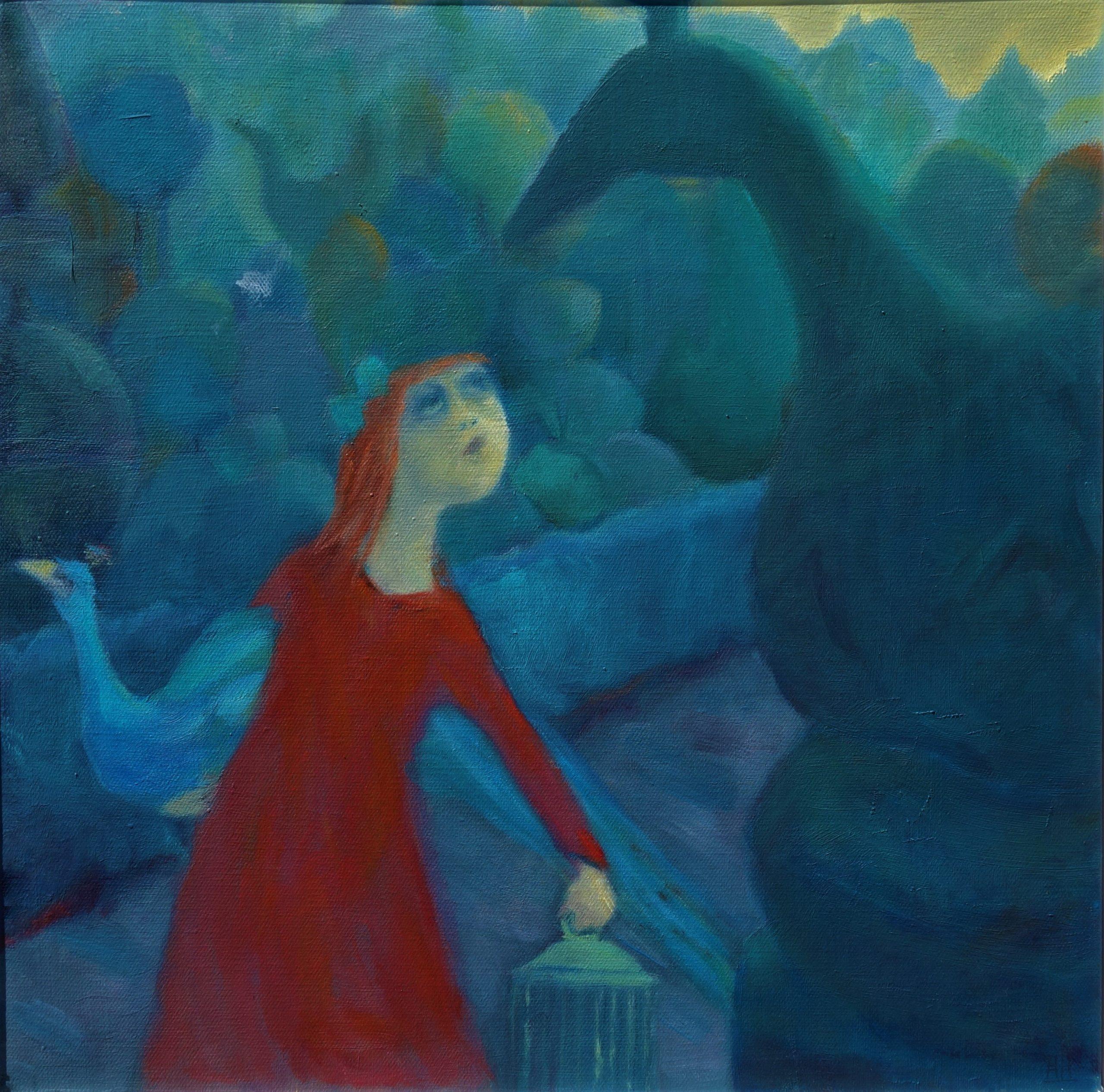 Helen Herbert Original Painting