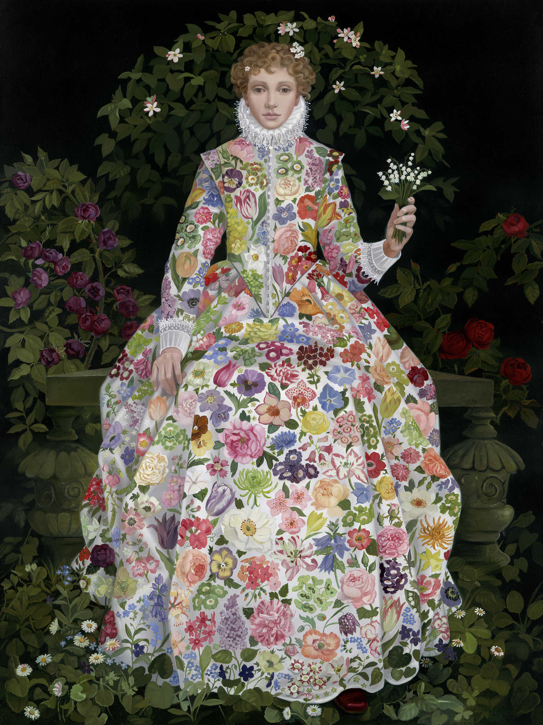 Floralia by Lizzie Riches